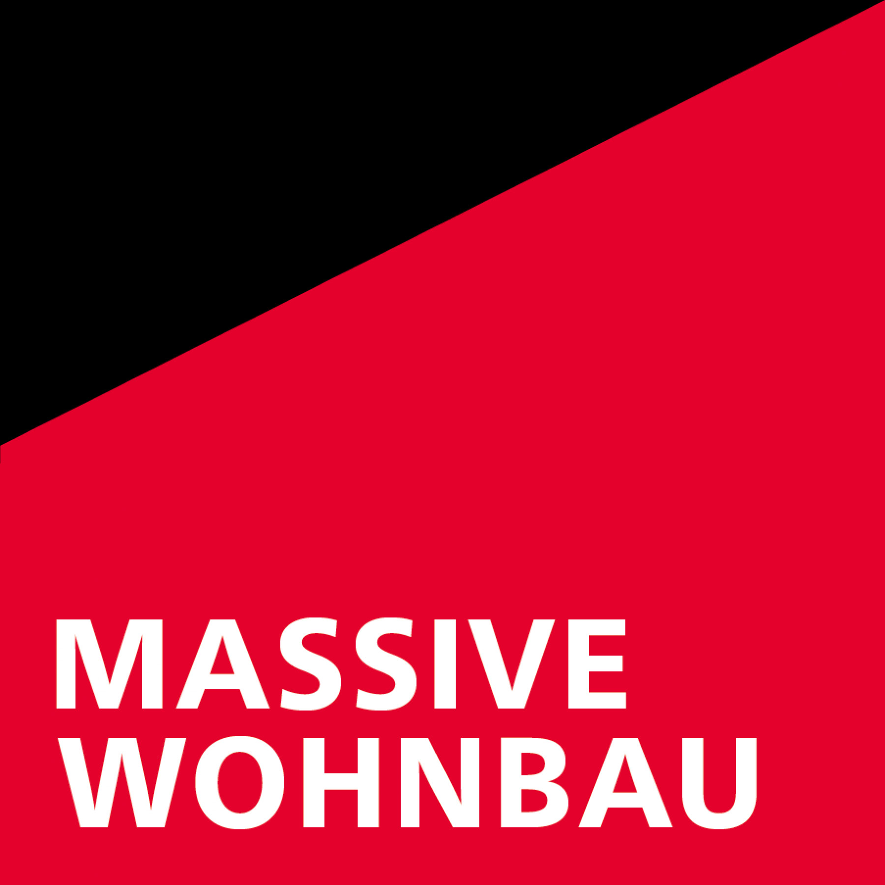Bild Logo von: Massive Wohnbau