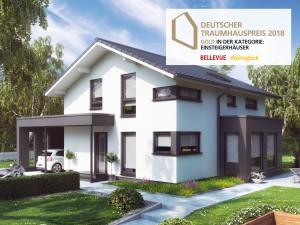 Bild: SUNSHINE 143 Mülheim-Kärlich Bauweise: Fertighaus, industrielle Vorfertigung Bauart: Holzhaus, Holztafelbau