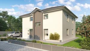 Bild: Dresden Bauweise: Bau vor Ort, traditioneller Hausbau Bauart: Massivhaus, Ziegelsteine