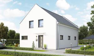 Bild: Lübeck Bauweise: Bau vor Ort, traditioneller Hausbau Bauart: Massivhaus, Ziegelsteine