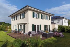 Bild: Haus Adler Bauweise: Bau vor Ort, traditioneller Hausbau Bauart: Massivhaus, Kalksandsteine