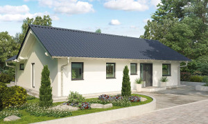 Bild: Kopenhagen Bauweise: Bau vor Ort, traditioneller Hausbau Bauart: Massivhaus, Ziegelsteine