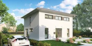 Bild: Ravenna Bauweise: Bau vor Ort, traditioneller Hausbau Bauart: Massivhaus, Ziegelsteine