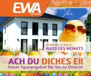 "Haus des Monats  ""Ach du dickes Ei"""
