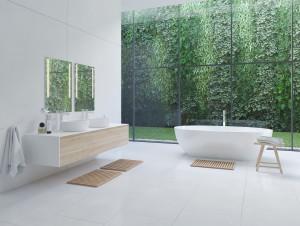 Moderne Badezimmergestaltung mit besonderem Flair