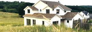 Bild: NEW FARM STYLE Bauweise: Fertighaus, industrielle Vorfertigung Bauart: Holzhaus, Holzständerwerk
