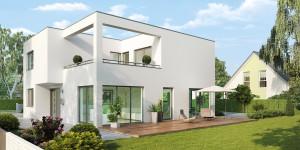 Bild: Madrid Bauweise: Bau vor Ort, traditioneller Hausbau Bauart: Massivhaus, Ziegelsteine