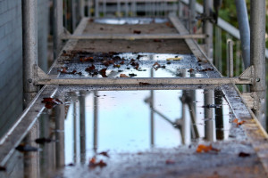 Risiko Feuchtigkeit: Bautrocknung bei Neubauten