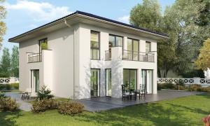 Bild: Strasbourg Bauweise: Bau vor Ort, traditioneller Hausbau Bauart: Massivhaus, Ziegelsteine