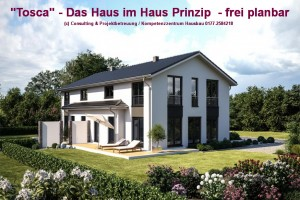 """TOSCA 265"" - Das ""Haus im Haus Prinzip"""