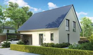 Bild: Berlin Bauweise: Bau vor Ort, traditioneller Hausbau Bauart: Massivhaus, Ziegelsteine