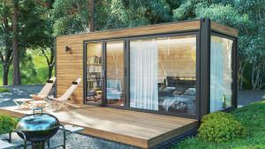 Das komplette Gartenhaus selbst bauen