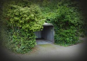 Garage für das Eigenheim