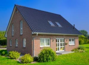 Bild: ADOS 300  Bauweise: Bau vor Ort, traditioneller Hausbau Bauart: Massivhaus, Porenbetonsteine