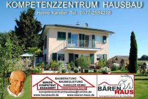 BÄRENHAUS - Toscanavilla 150 m²