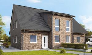 Bild: Oxford Bauweise: Bau vor Ort, traditioneller Hausbau Bauart: Massivhaus, Ziegelsteine