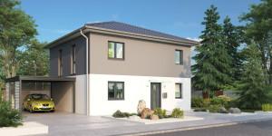 Bild: Toulouse Bauweise: Bau vor Ort, traditioneller Hausbau Bauart: Massivhaus, Ziegelsteine