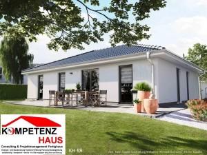 BUNGALOW mit viel Platz auf 89 m² Wohnfläche  auf Bodenplatte  einzugsfertig€ 238.438,--