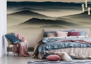 Welche Fototapete sollte man fürs Schlafzimmer wählen? Entdecken Sie unsere Vorschläge!