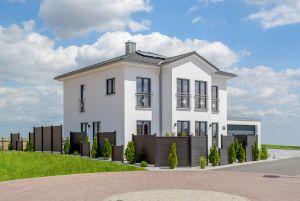 Bild: Stadtvilla mit Stil  Bauart: Holzhaus, Fachwerk