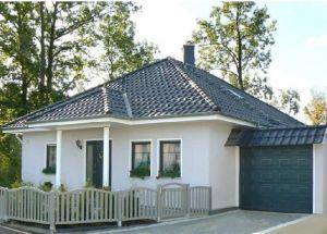 Bild: Amelie Bauweise: Bau vor Ort, traditioneller Hausbau Bauart: Massivhaus, Ziegelsteine