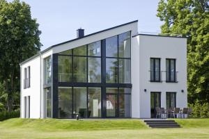 Bild: Haus Jonas Bauweise: Bau vor Ort, traditioneller Hausbau Bauart: Holzhaus, Fachwerk
