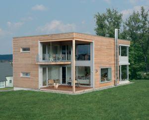 Bild: Eisner  Bauart: Holzhaus