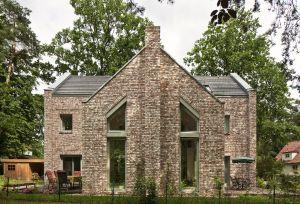 Bild: Haus Christiansen Bauweise: Bau vor Ort, traditioneller Hausbau Bauart: Massivhaus, Ziegelsteine