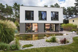 Bild: Haus Cornelius Bauweise: Bau vor Ort, traditioneller Hausbau Bauart: Massivhaus, Kalksandsteine