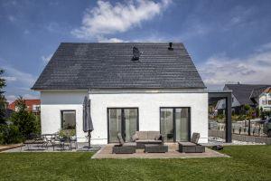 Bild: Haus Erdmann Bauweise: Bau vor Ort, traditioneller Hausbau Bauart: Massivhaus, Ziegelsteine