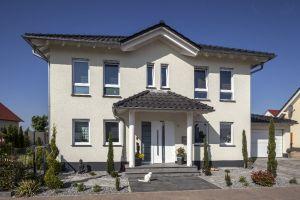 Bild: Haus Lindner Bauweise: Bau vor Ort, traditioneller Hausbau Bauart: Massivhaus, Ziegelsteine
