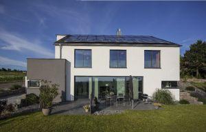 Bild: Haus Rademacher Bauweise: Bau vor Ort, traditioneller Hausbau Bauart: Massivhaus, Ziegelsteine