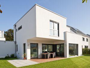 Bild: Haus Schönborn Bauweise: Bau vor Ort, traditioneller Hausbau Bauart: Massivhaus, Ziegelsteine