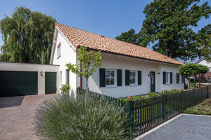 Bild:  Haus Voss Bauweise: Bau vor Ort, traditioneller Hausbau Bauart: Massivhaus, Kalksandsteine