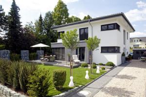 Bild: Haus Freiberger Bauweise: Bau vor Ort, traditioneller Hausbau Bauart: Massivhaus, Ziegelsteine