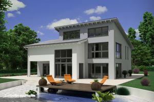 Bild: Creativ Sun 211  Bauart: Massivhaus, Porenbetonsteine