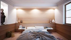 Das Schlafzimmer zur Wellnessoase der Erholung werden lassen