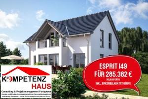 Aktionshäuser 2021 - Kompetenz in Fertighäusern - Produktion in Deutschland