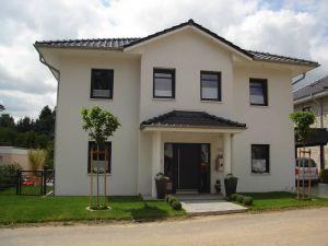 Bild: Ambiente 150 Bauweise: Bau vor Ort, traditioneller Hausbau Bauart: Massivhaus, Ziegelsteine