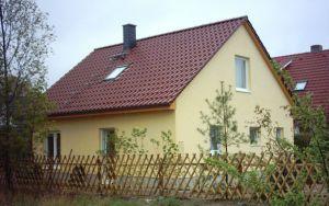 Bild: Weißenburg Bauweise: Bau vor Ort, traditioneller Hausbau Bauart: Massivhaus, Ziegelsteine