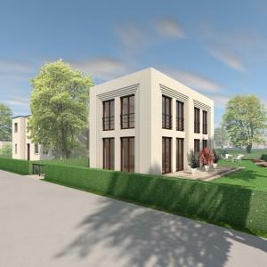 Bild: 5 x 5 H06 Bauweise: Bau vor Ort, traditioneller Hausbau Bauart: Massivhaus, Porenbetonsteine