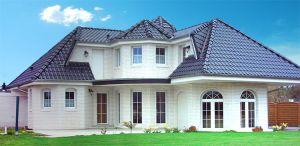 Bild: Villa Enzian Bauweise: Bau vor Ort, traditioneller Hausbau Bauart: Massivhaus, Ziegelsteine