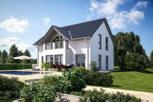 Einfamilienhaus ca. 150 m² ab € 255.000 technikfertig lt. BLB