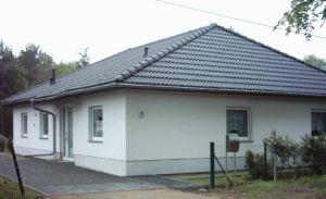 Bild: Bungalow Flair Bauweise: Bau vor Ort, traditioneller Hausbau Bauart: Massivhaus, Ziegelsteine