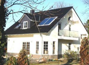 Bild: Grunow Bauweise: Bau vor Ort, traditioneller Hausbau Bauart: Massivhaus, Ziegelsteine