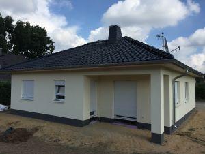 Bild: Wohlfühlhaus Winckelbungalow  Bauart: Massivhaus