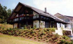 Bild: KD 11 Bauweise:  Bauart: Holzhaus, Blockhaus