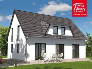 Bild: Das Landhaus 142 Bauweise: Bau vor Ort, traditioneller Hausbau Bauart: Massivhaus, Ziegelsteine