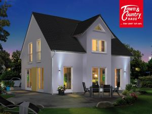 Bild: Das Lichthaus 121 Bauweise: Bau vor Ort, traditioneller Hausbau Bauart: Massivhaus, Ziegelsteine