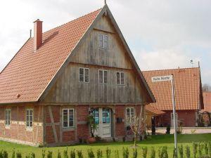 Bild: Beispiel 01  Bauart: Holzhaus, Blockhaus